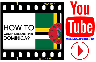 How to obtain citizenship in Dominica?