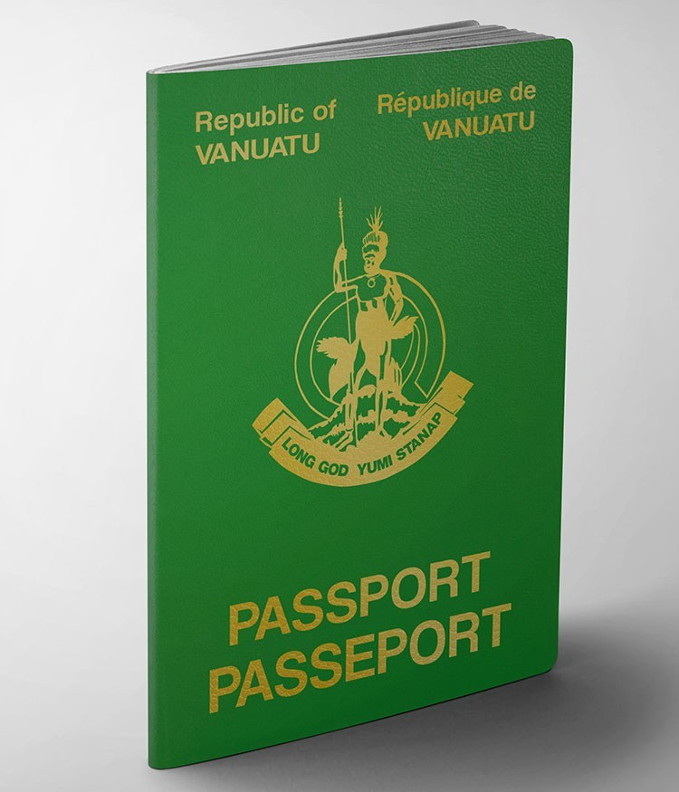 How to obtain Vanuatu passport and citizenship